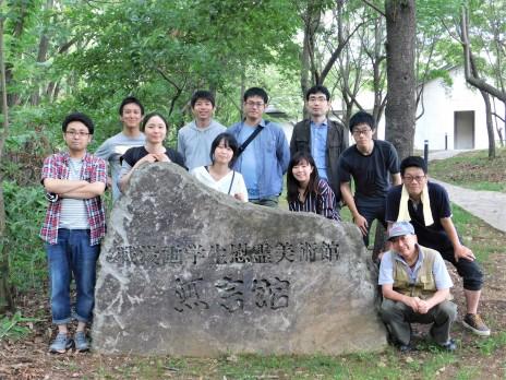 青年部平和ツアー(無言館)